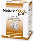Natucor® 600 mg forte
